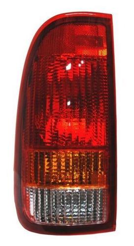 calavera ford pick up f250 2004-2005 rojo/bco/ambr izquierda