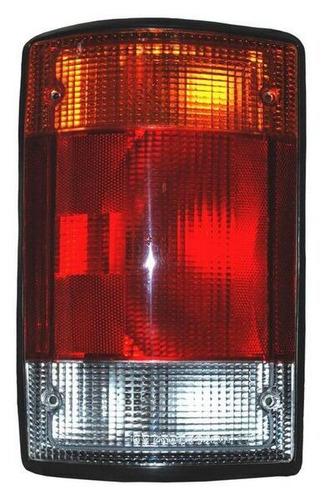 calavera ford van 1992-1993-1994 ambar / rojo / blanco