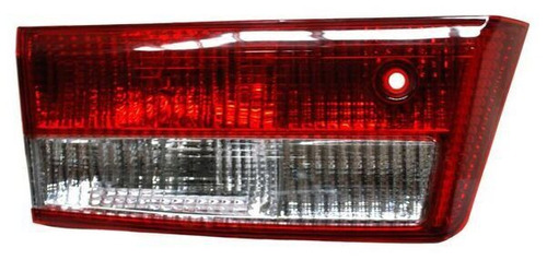 calavera honda accord 03-04 sedan rojo/bco int derecha