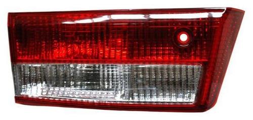 calavera honda accord 03-04 sedan rojo/bco int izquierda