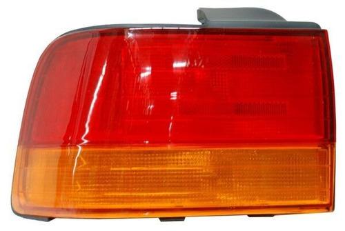 calavera honda accord 1993 sedan rojo/ambr ext izquierda