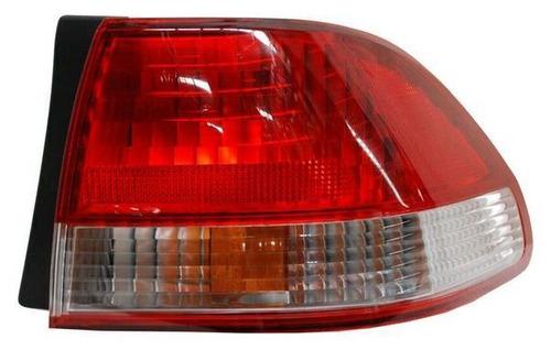 calavera honda accord 2001-2002 sedan rojo/bco ext izquierda