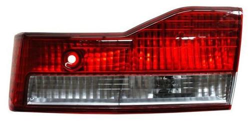 calavera honda accord 2001-2002 sedan rojo/bco int izquierda