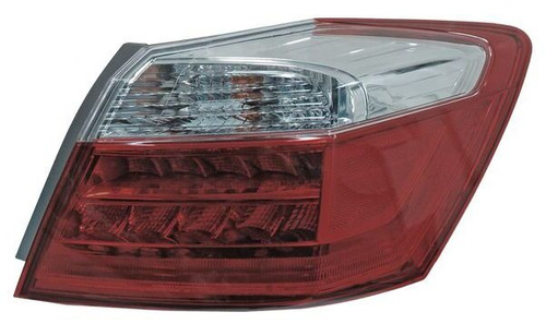 calavera honda accord 2013-2014 ext leds .