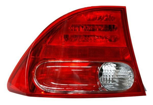 calavera honda civic 2006 2007 2008 4p sedan ext izq