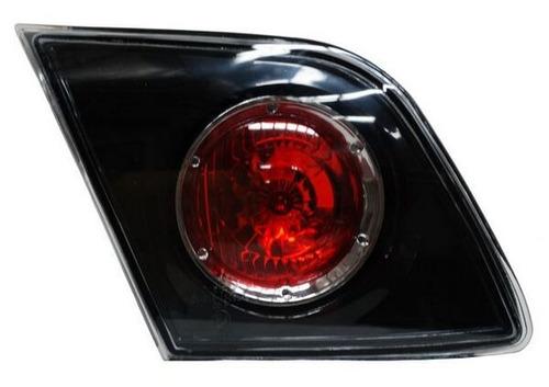calavera mazda 3 07-08-09 hatchback interior roja derecha