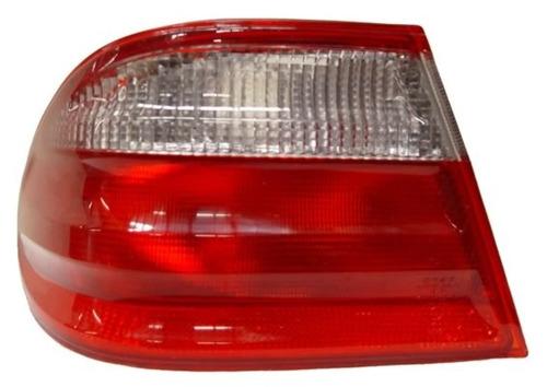 calavera mercedes benz clase e 2001 rojo ext izquierda