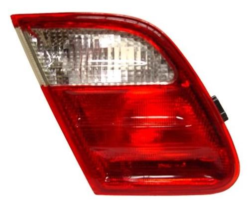 calavera mercedes benz clase e 2001 rojo/bco int izquierda