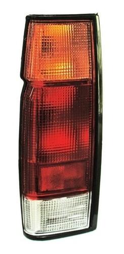 calavera nissan pickup d21 97-98-99 ambr/rojo/bco derecha