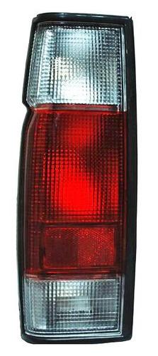 calavera nissan pickup d21/d22 2002-2015 rojo/bco s/arnes