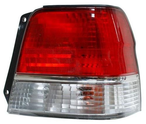 calavera tercel 98-99 rojo/bco s/arnes + regalos