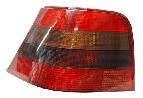 calavera volkswagen golf 2001 rojo/bco/ambar humo izquierda