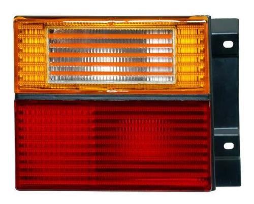 calavera volkswagen jetta 1995 int rojo/ambar/bco izquierda