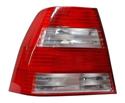 calavera volkswagen jetta 2004-2005-2006 rojo/bco izquierda