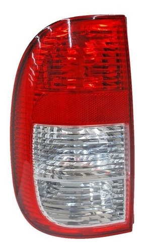 calavera volkswagen pointer 2003 pick up rojo/bco derecha