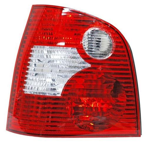 calavera volkswagen polo 07 5puertas rojo/bco izquierda
