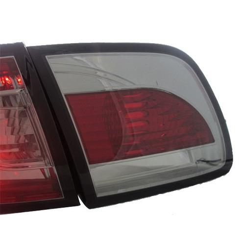 calaveras mazda 3 sedan 03-08 c/leds precio x par