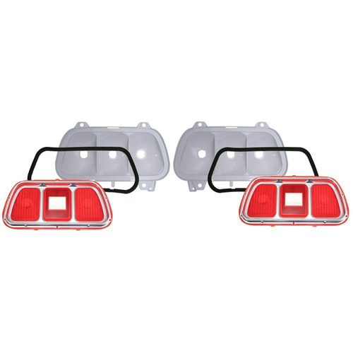 calaveras para ford mustang 1971 - 1973