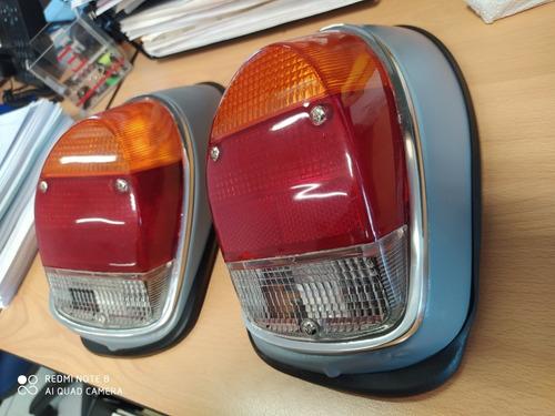 calaveras vocho clasico volkswagen excelentes completas