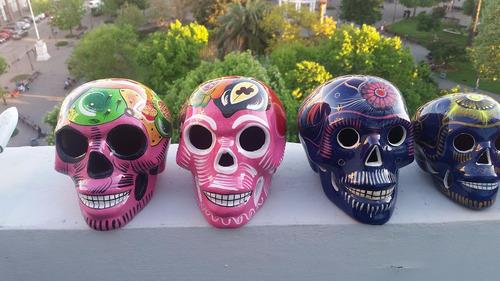 calaveritas mexicanas  dia de la muertos  (19x14)