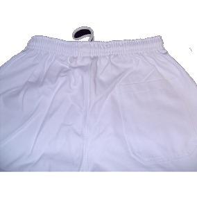 calça 100% algodão costura reforçada - oficina - hospitais