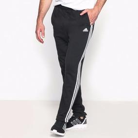 f7e0b74dc Calca Adidas Ess 3s Masculina no Mercado Livre Brasil