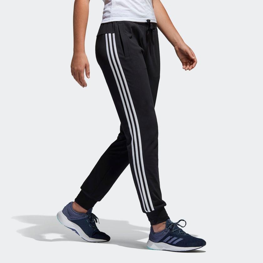 0b9f14cf38f2b calça adidas essentials 3-stripes feminina ess 3s sj pt ch. Carregando zoom.