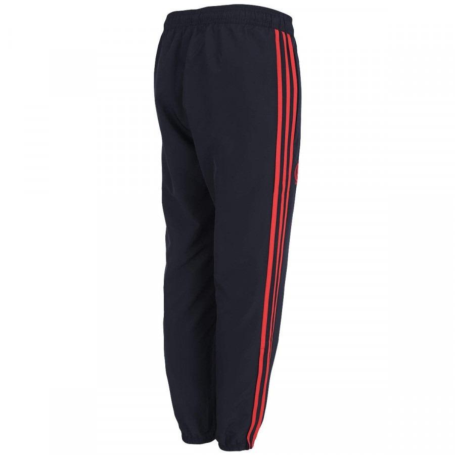 8e3f1ab1fb calça agasalho oficial adidas flamengo viagem poliéster. Carregando zoom.