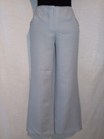 1816299f7 Calça Pantalona Alfaiataria - Calças Femininas com o Melhores Preços no Mercado  Livre Brasil