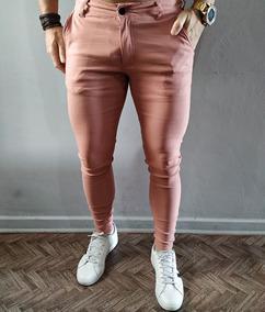 cc72ca033c Calça Social Masculina Skinny Calcas - Calças Masculinas com o Melhores  Preços no Mercado Livre Brasil