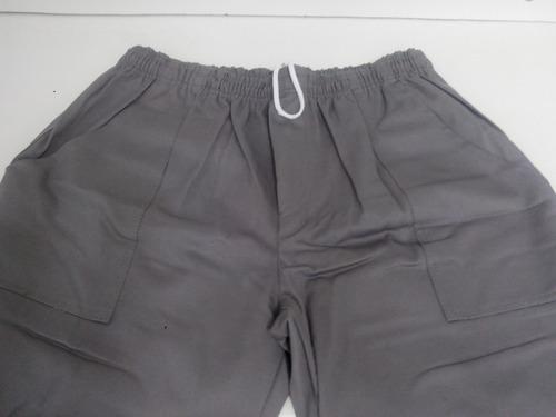 calça brim uniforme, construção civil, mecânico