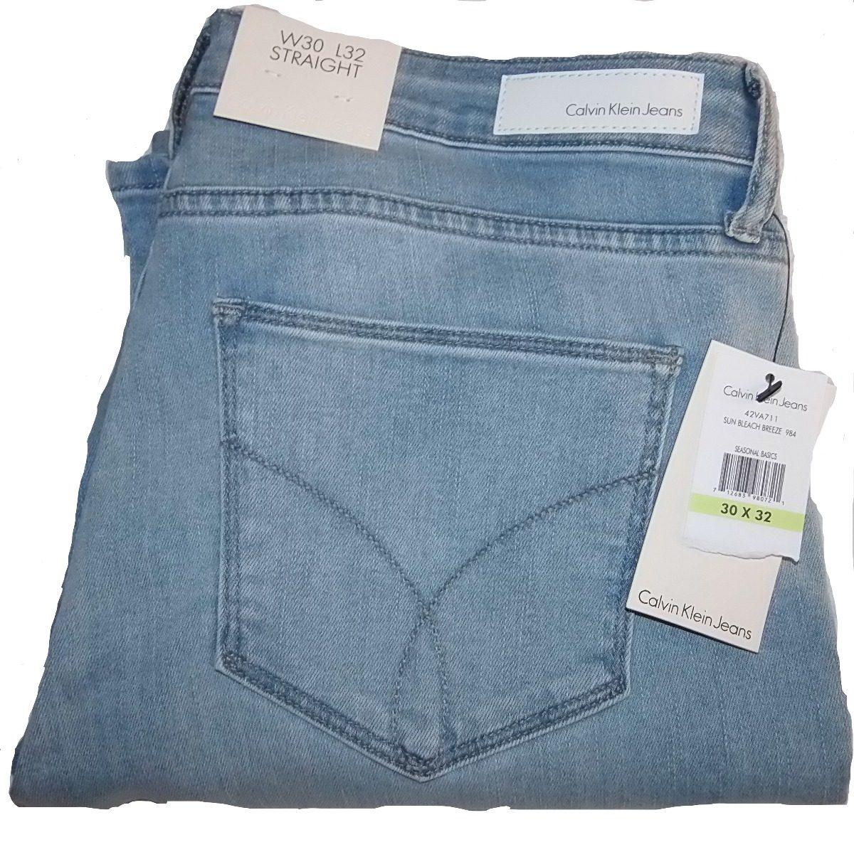 32047c8fd Calça Calvin Klein Jeans Feminina Original - R$ 150,00 em Mercado Livre