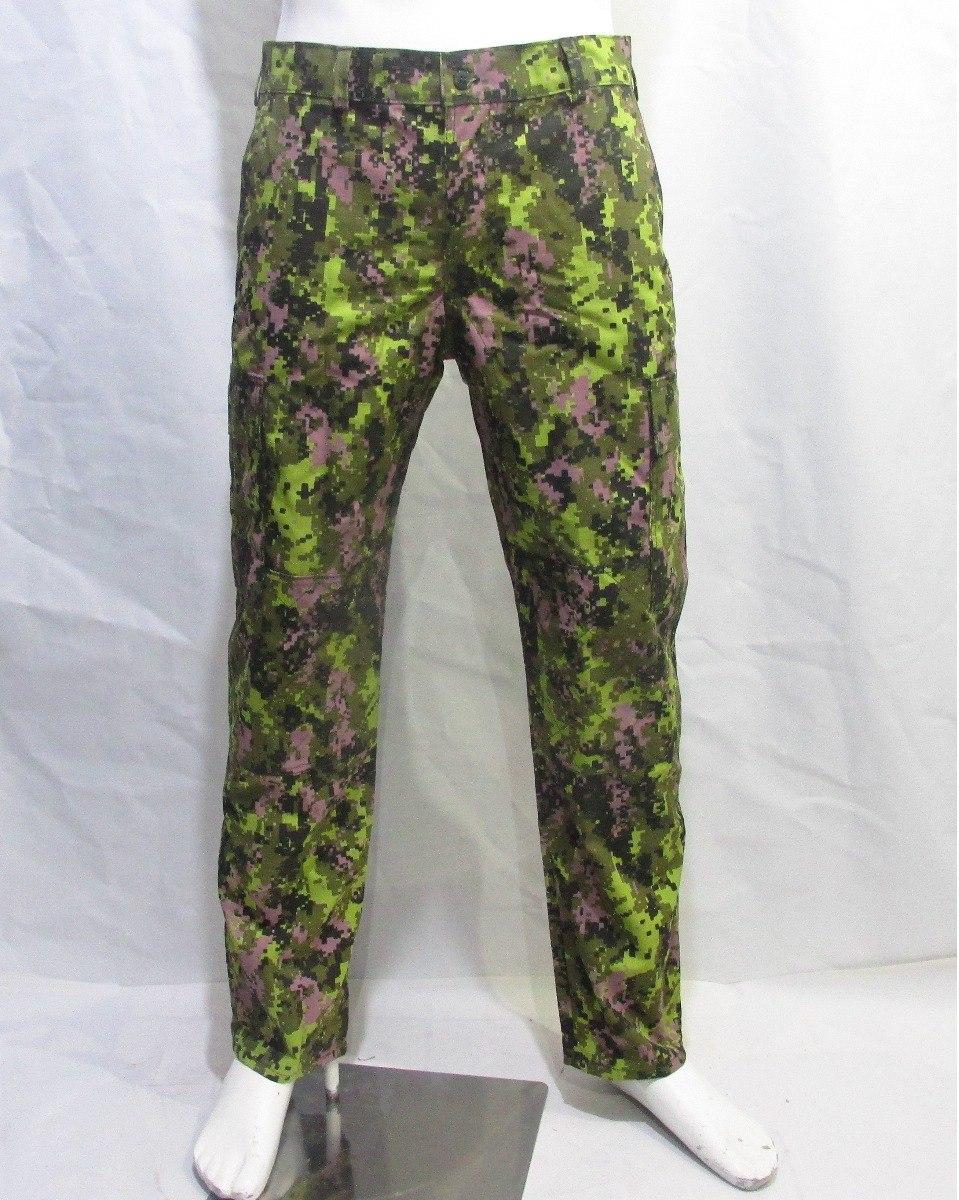 calça camuflada cadpat canadense rip stop bravo21. Carregando zoom. 948669a411b