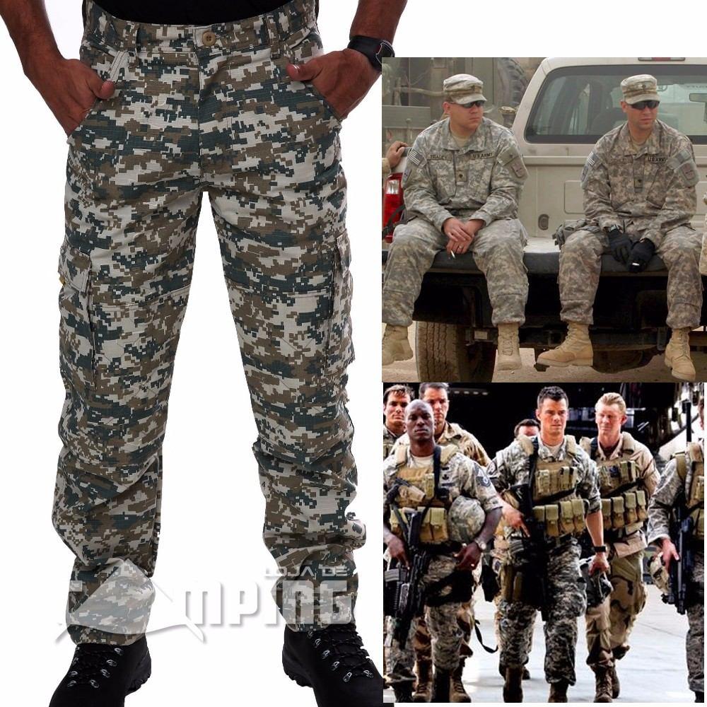 calça camuflada cargo masculina tatica militar ripstop deser. Carregando  zoom. fd5ecdce1f4