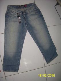 e7b5c21bd Damyller Roupas Femininas Calcas Jeans Tradicional - Calças no ...