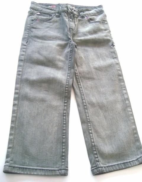Calça Capri Jeans This Is Hurley Girls - R  50 f40dd0ba817