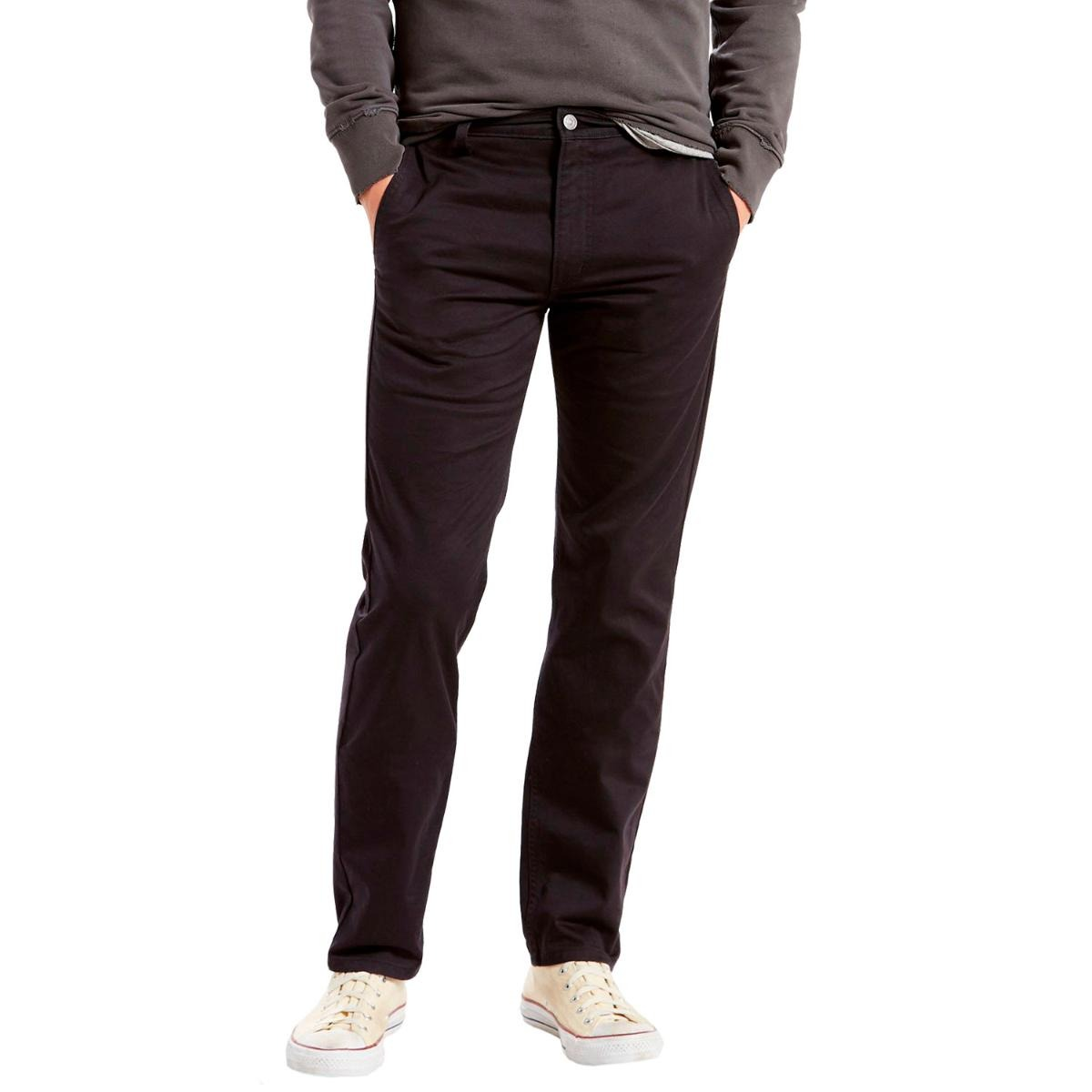 072bab0abff2d calça chino levis masculino 511 slim hybrid trouser preto. Carregando zoom.