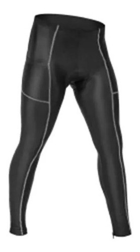 calça ciclismo refactor flex masculina com bolso e ziper