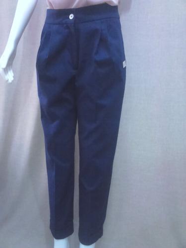 calça clássica em linho barra italiana vários tamanhos cores