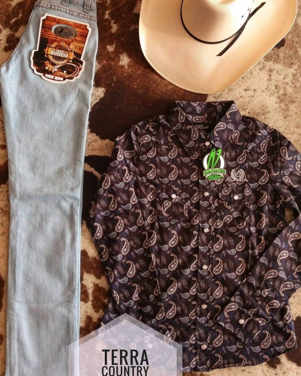 e269ebf525 calça country masculina peão tradicional kit c 3 rodeio. Carregando zoom.