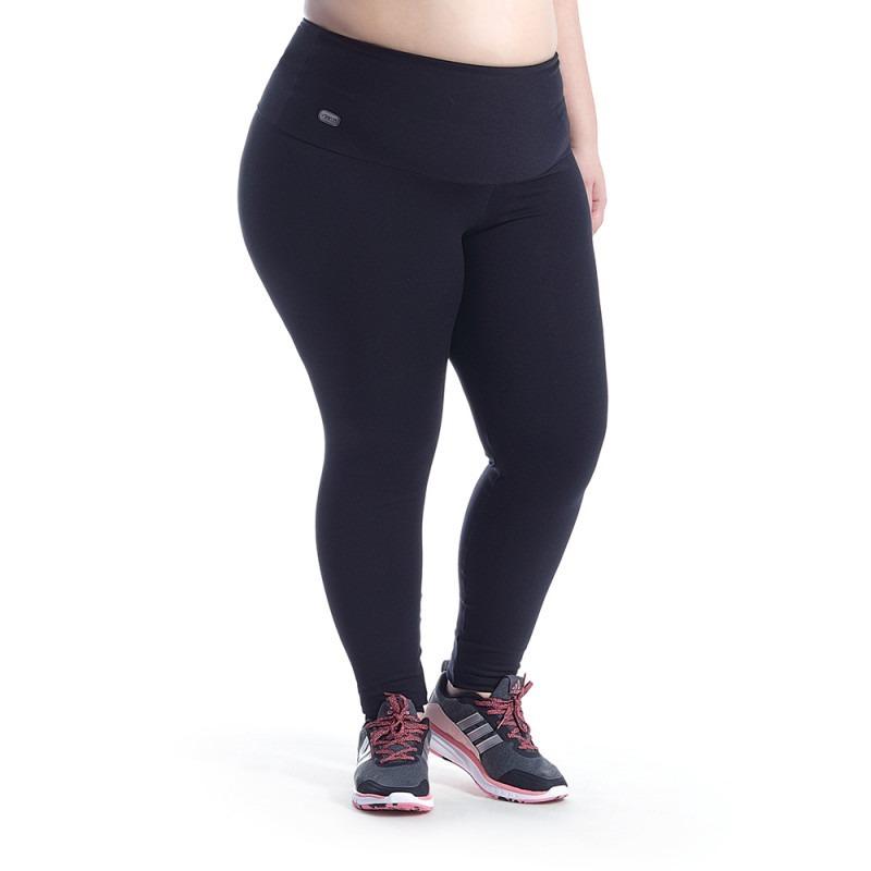 eeff06dc6 calça de ginástica legging plus size sta constância 46 ao 60. Carregando  zoom.
