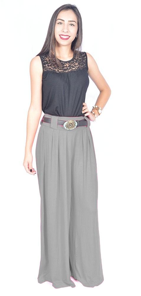 f7c570fec9ef Calça De Inverno Calça Pantalona Envelope Moda Feminina - R$ 79,90 ...