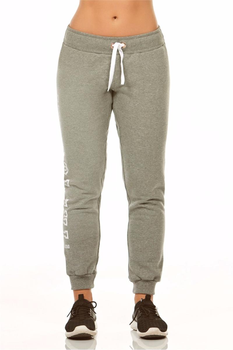dec8920c7 calça de moletom feminina cinza swag marca alto giro - nova! Carregando zoom .