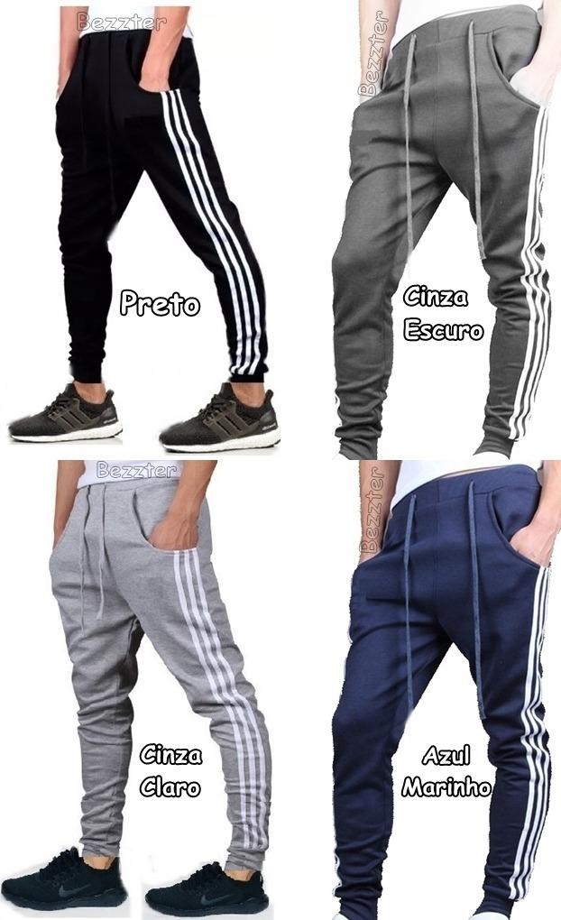 77415fe35 calça de moletom masculina saruel skinny sport luxo. Carregando zoom.