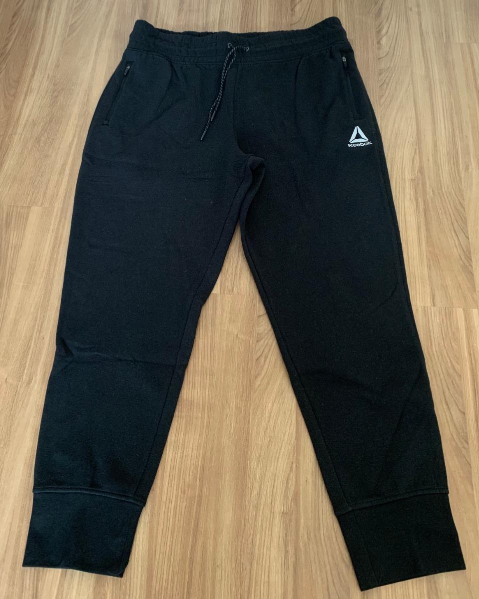5dc43f788d9 calça de moletom reebok - masculina. Carregando zoom.