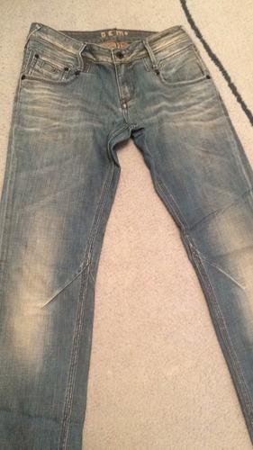 calça denham jeans importada original -  tamanho 28