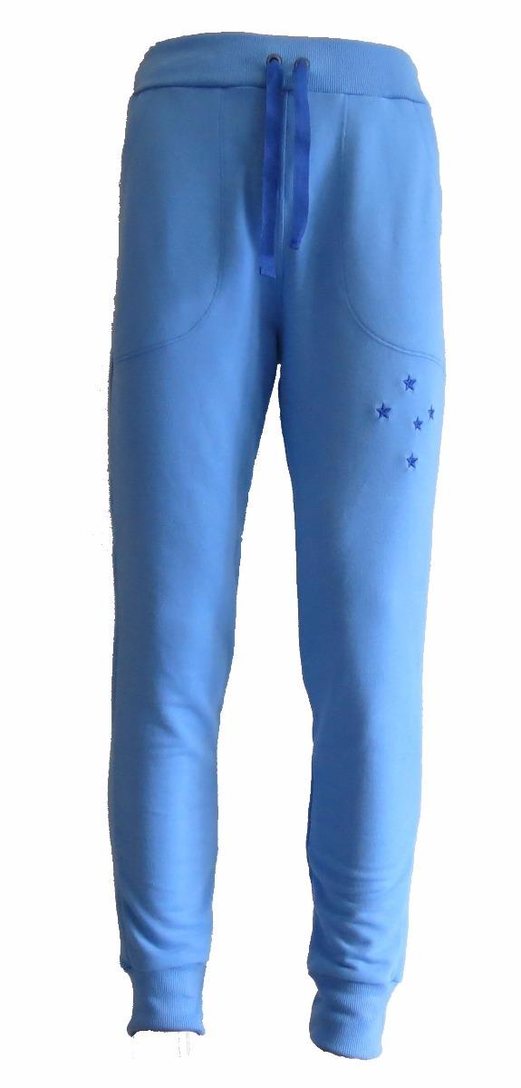 ec5add1854 calça do cruzeiro moletom masculina original. Carregando zoom.