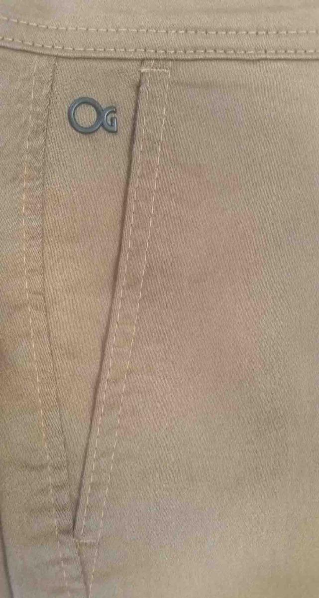7ab2ad9340 Calça Essencial Slim Bolso Faca Sport Fino Ogochi - R  225