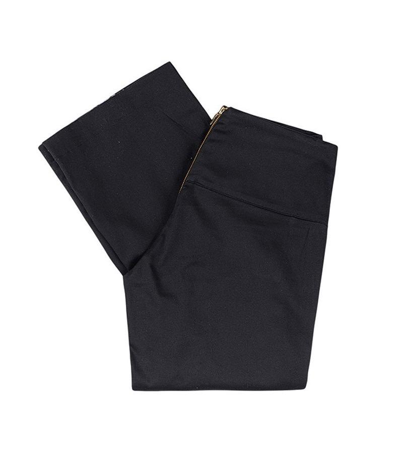 b97c969d5 calça feminina em tecido de sarja - cód. 2053. Carregando zoom.