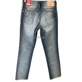 8edc7d692d Calça Jeans Equus Feminina Bordada Com Paete - Calças Feminino no ...